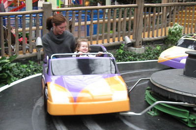 haha...this ride was the best!!!  Believe it or not, but it went really fast!