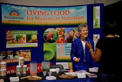 February Health Fair, 2011.