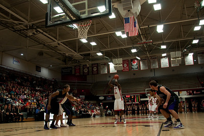 GWU Men's basketball vs. High Point