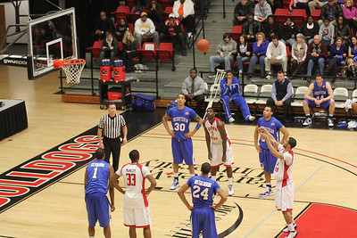 Men's Basketball V. Presbyterian