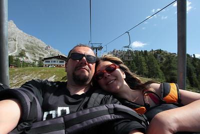 ferie2011_Misurina, Cime di Lavaredo, Gardena