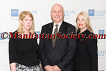 Dr. Kay Redfield Jamison, Kenn Dudek, Lorna Hyde Graev attend Fountain House Symposium & Luncheon, Understanding Neuroplasticity, How The Brain Heals Itself on Monday, May 2, 2011 at The Pierre Hotel, 2 East 61st Street, New York, NY  PHOTO CREDIT: Copyright ©Manhattan Society.com 2011