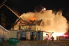 "Galloway 3-21-11 : Galloway 2nd alarm, ""Kennedy's Bar"", at 275 W. White Horse Pike on  3-21-11. Photos by Chris Tompkins"
