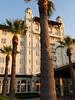 Hotel Galvez at sunrise