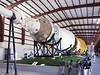 Saturn V and Apollo capsule