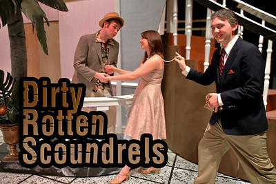 Dirty Rotten Scoundrels Promotional Shot.