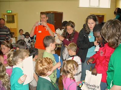 Ireland Summer 2010 Mission Trip.