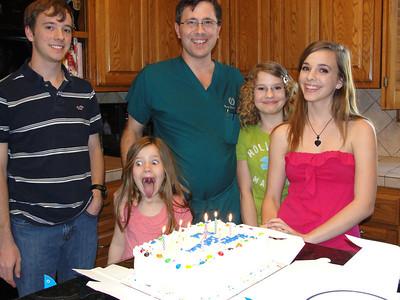 Mar 2011 - George's Birthday