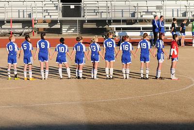 Girls Varsity vs Loganville (02/25/11)