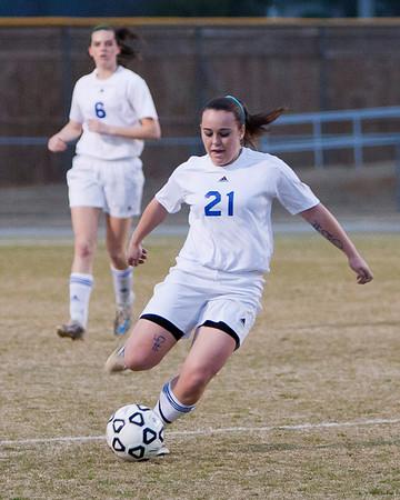 Girls Varsity vs Madison County (02/18/11)