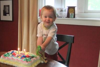 Graham's Birthday