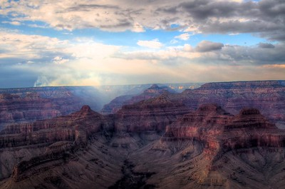 Pima Point at Grand Canyon