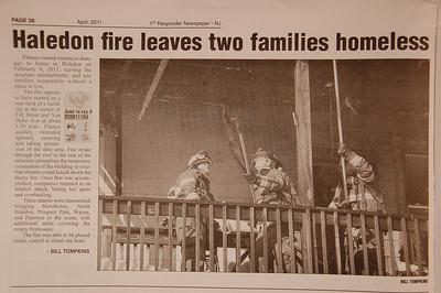 1st Responder Newspaper - April 2011