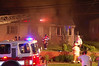 Hasbrouck Heights 5-25-11 : Hasbrouck Heights 3rd alarm at 225 Baldwin Ave. on 5-25-11.