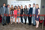 "Britt Szostak, Morgan Hertzan, Brooke Jaffe, Patti Kim, Kelly Kennedy Mack, , Susan Block Casdin,   Harlan Saroken, Steven Jaffe, Michael Weaver, Kimberly Goodwin attend ""11th Annual Adults in Toyland-Under the Boardwalk"" hosted by The Hassenfeld Committee and the KiDS of NYU Foundation Associates Committee on Thursday, November 3, 2011 at 583 Park Avenue, New York City, NY   PHOTO CREDIT: Copyright ©Manhattan Society.com 2011 by Christopher London"