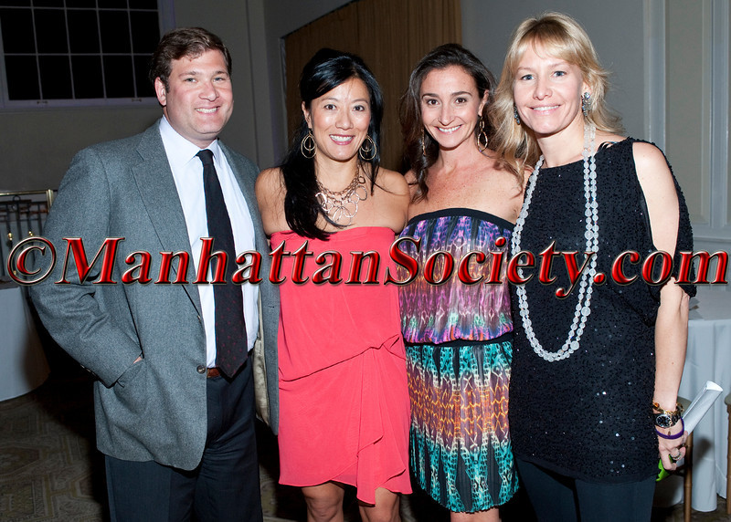 """Morgan Hertzan, Patti Kim, <a href=""""http://livewhoyouare.com/agents/printprofile.aspx?region=NYC&userid=KMACK"""" target=""""_blank"""">Kelly Kennedy Mack</a>, Susan Block Cadin attend """"11th Annual Adults in Toyland-Under the Boardwalk"""" hosted by The Hassenfeld Committee and the KiDS of NYU Foundation Associates Committee on Thursday, November 3, 2011 at 583 Park Avenue, New York City, NY   PHOTO CREDIT: Copyright ©Manhattan Society.com 2011 by Christopher London"""