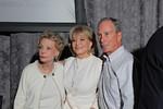 Photo 1 - Sylvia Hassenfeld, Barbara Walters, Mayor Michael Bloomberg - John Abbott Photography