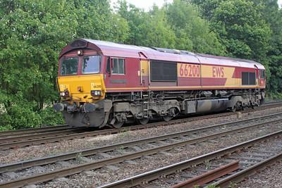 66200 1851-0r23 Knottingley-Milford