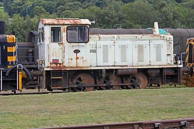 Class 04 D2324 Peak Rail