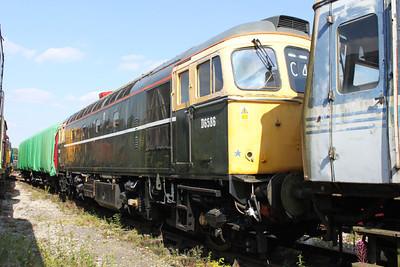 D6586 (33201) Swanwick Jct
