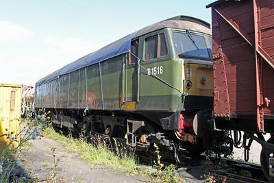 D1516 (47417) Swanwick Jct