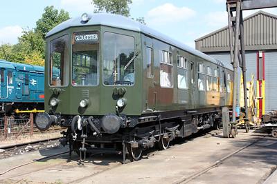 DMU M79018 Butterley 30/07/11.