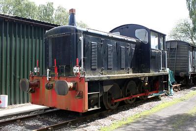 Class 04 D2229 Peak Rail 30/07/11.