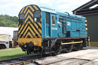 08016 Peak Rail