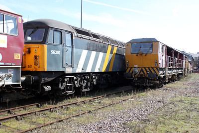56301 at Hitchin OTP Stored 14/03/11