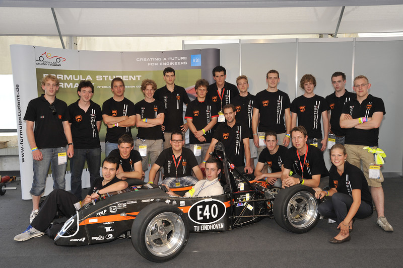 FSG11 at Hockenheimring