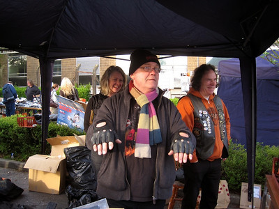 Beaky's Bootsale, 3 Apr 2011   - click caption to view gallery