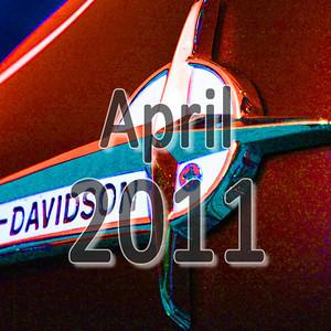 Hogsback's Best of 2011 - April
