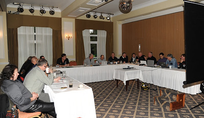Annual Road Crew Meeting, 22 Jan 2011  - click caption to view gallery