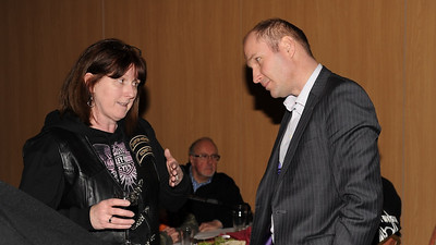 Club Night Speaker Special - 3 Mar 2011   - click caption to view gallery