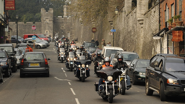 New Members Anniversary Ride, 26 Mar 2011  - click caption to view gallery