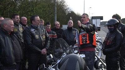 Ride of Respect - Part 1, Hogsback goes West, 3 Apr 2011  - click caption to view gallery