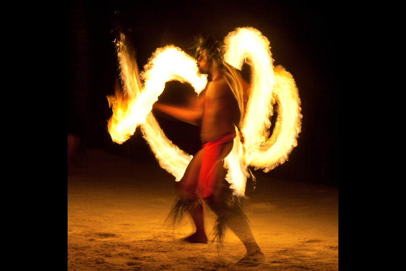 bora bora fire dance 2