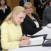 Liechtenstein / Ms Aurelia Frick Minister of Foreign Affairs (Chair)