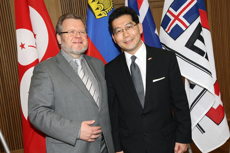 Iceland / Oessur Skarphédinsson<br /> China / Gregory So Kam-leung