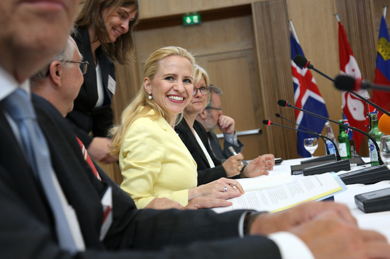 Liechtenstein / Ms Aurelia Frick Minister of Foreign Affairs (Chair)<br /> Norway / Rikke Lind