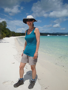 We collected some fellow campers from Whitehaven Beach along the way. This famous Whitsunday Island beach is considered among the top 10 worldwide. Personally, I've seen other Australian beaches as good, that are to countless to mention.