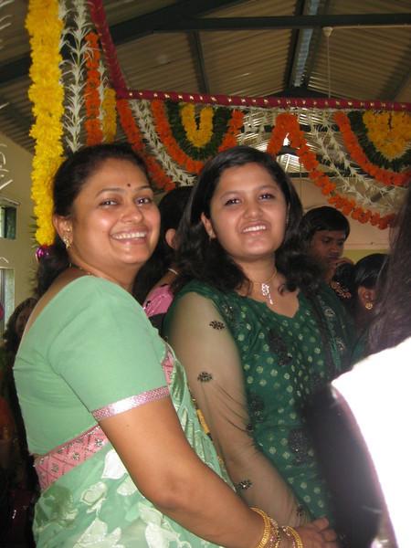 Nibha didi and Rutuja