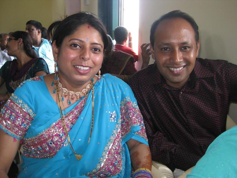 Archana & Santosh