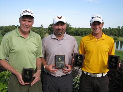 Provincial Interclub - City Division Winners Pine Ridge Golf Club