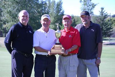 Men's Senior Interclub - Rural Division Winners Carman Golf & Curling Club