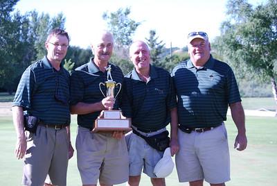 Men's Senior Interclub - City Division Winners St. Boniface Golf Club