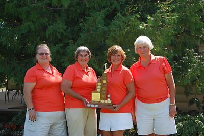 Women's Interclub B - Low Net Winners Larters at St. Andrews Golf & Country Club