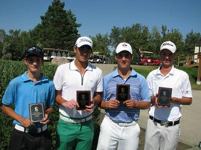 Men's Junior Interclub - City Division Winners Southwood Golf & Country Club