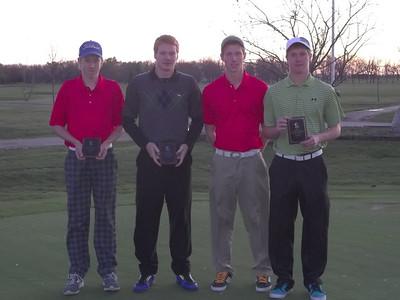Men's Junior Interclub - Rural Division Winners Winkler Golf Club