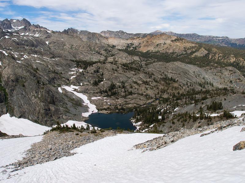 Anona Lake and north